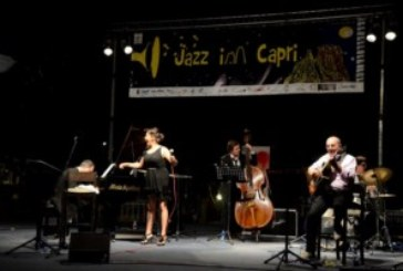 Jazz in Capri, la kermesse musicale isolana, in tournee in Italia