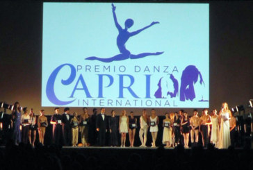 Calato il sipario sul Premio Capri Danza International