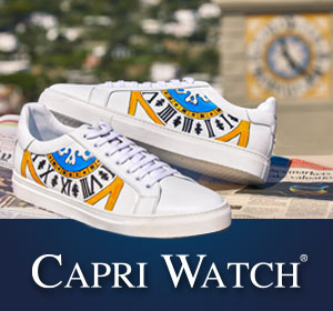 Capri Watch -  Sneakers